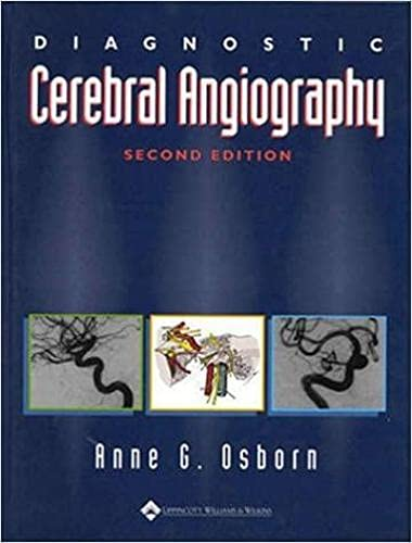 9780397584048: Diagnostic Cerebral Angiography