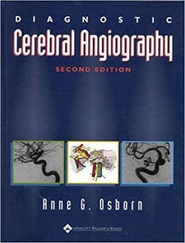 9780397584048: Diagnostic Cerebral Angiography