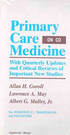 Primary Care Medicine on CD: with Quarterly: Allan H. Goroll,