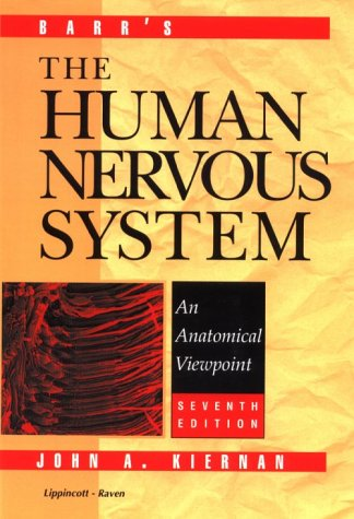 9780397584314: Barr's the Human Nervous System: An Anatomical Viewpoint (Periodicals)