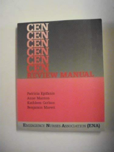 Cen Review Manual: Epifanio, Patricia