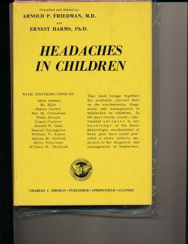 9780398006198: Headaches in children
