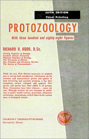 9780398010584: Protozoology