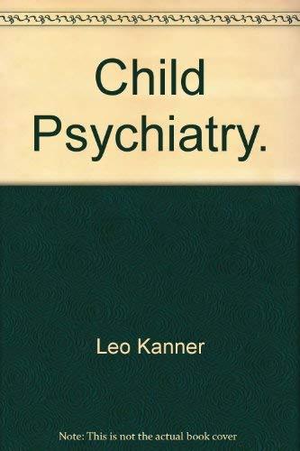 9780398021993: Child Psychiatry