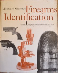 9780398023577: Firearms Identification