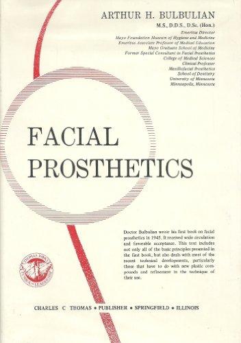 Facial Prosthetics: Bulbulian, Arthur H.