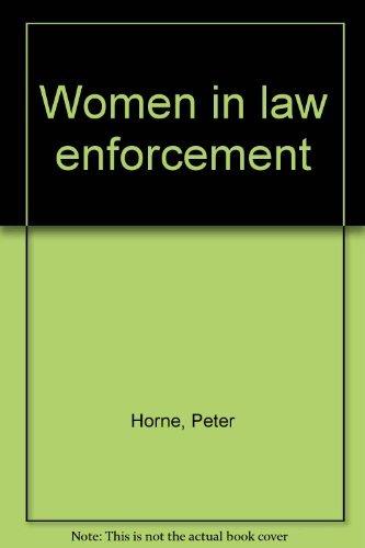 9780398033057: Women in Law Enforcement
