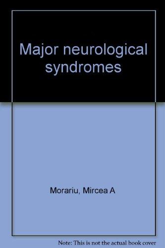 9780398038311: Title: Major neurological syndromes