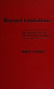 9780398038977: Beyond Limitations: The Creative Art of the Mentally Retarded