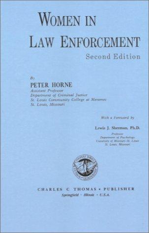 9780398040291: Women in Law Enforcement