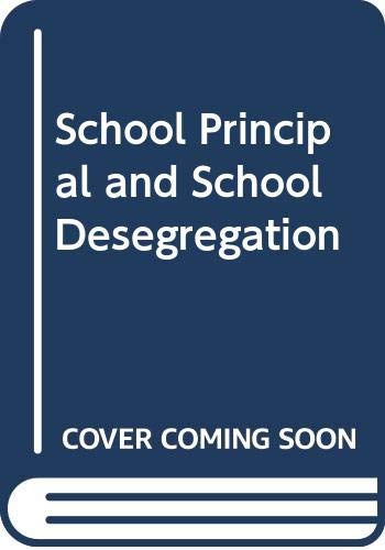 School Principal and School Desegregation: Bill Johnston, George