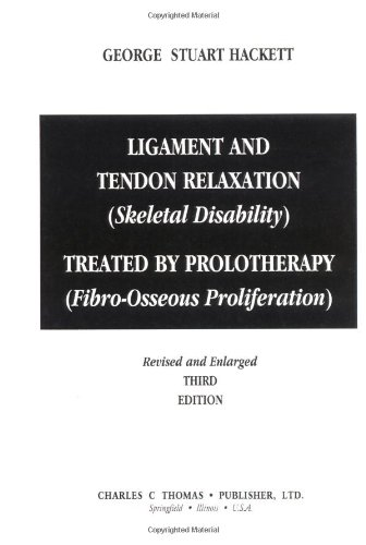 9780398050665: Ligament and Tendon Relaxation