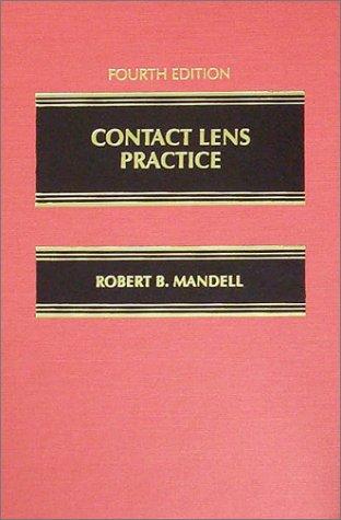 9780398055097: Contact Lens Practice