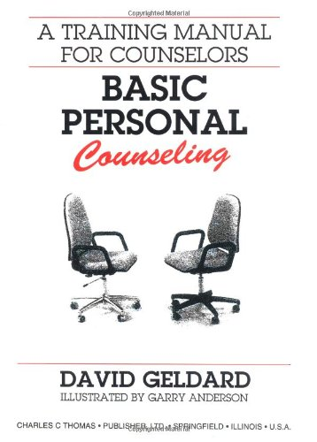 9780398055400: Basic Personal Counseling: A Training Manual for Counselors