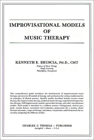 9780398060404: Improvisational Models of Music Therapy