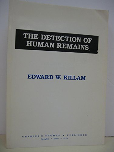 9780398062019: Detection of Human Remains