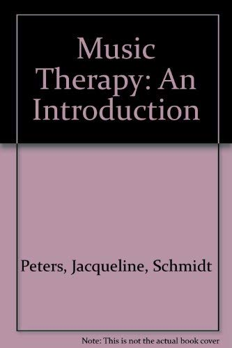 9780398063214: Music Therapy: An Introduction