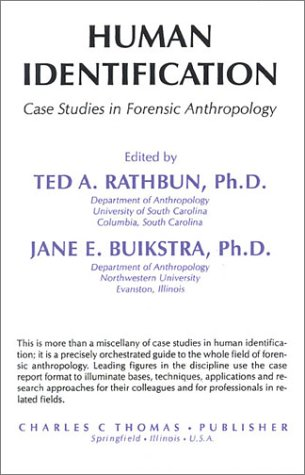 forensic anthropology papers