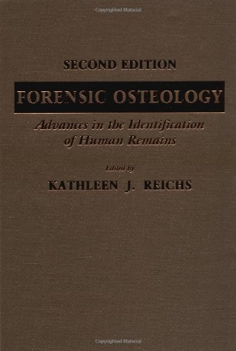 9780398068042: Forensic Osteology: Advances in the Identification of Human, Second Edition