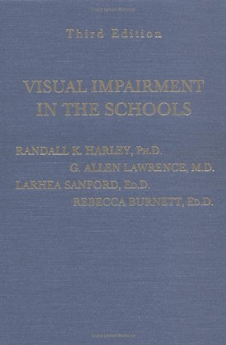 9780398070144: Visual Impairment in the Schools