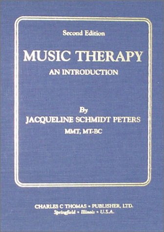 9780398070427: Music Therapy: An Introduction
