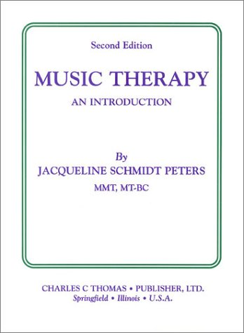 9780398070434: Music Therapy: An Introduction