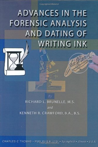 9780398073466: Advances in the Forensic Analysis and Dating of Writing Ink