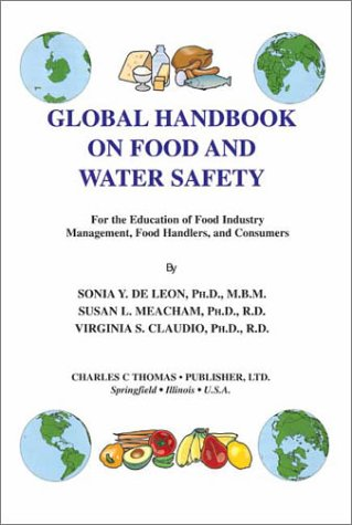 Global Handbook on Food and Water Safety: Sonia Yuson, Ph.D.
