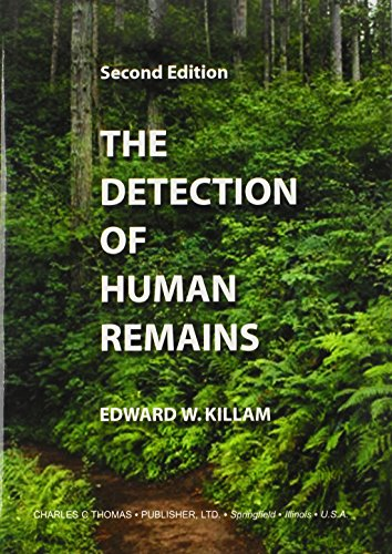9780398074845: The Detection of Human Remains