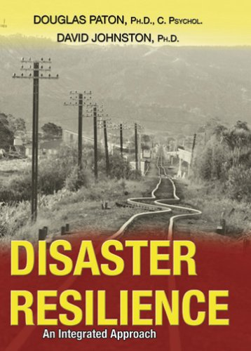 9780398076634: Disaster Resilience: An Integrated Approach