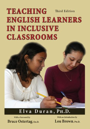 9780398076740: Teaching English Learners in Inclusive Classrooms