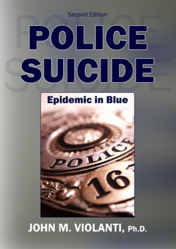 9780398077631: Police Suicide: Epidemic in Blue