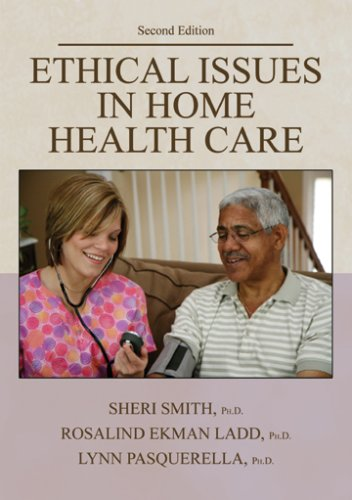 9780398078096: Ethical Issues In Home Health Care