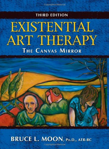 9780398078447: Existential Art Therapy: The Canvas Mirror