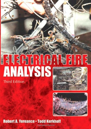 9780398079567: Electrical Fire Analysis