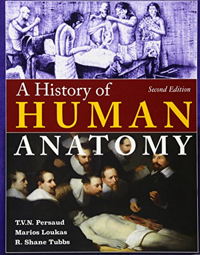 9780398081041: A History of Human Anatomy
