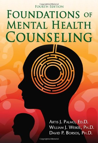9780398086350: Foundations of Mental Health Counseling