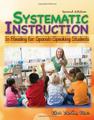 9780398087319: Systematic Instruction in Reading for Spanish-Speaking Students