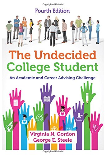 9780398090678: The Undecided College Student: An Academic And Career Advising Challenge