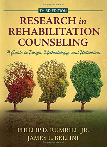 Research in Rehabilitation Counseling: A Guide to: Rumrill, Phillip D.,