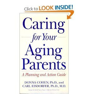 9780399079924: Caring for Your Aging Parents: A Planning & Action Guide