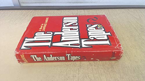 9780399100437: The Anderson Tapes: A Novel