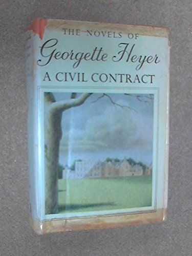 A Civil Contract (9780399101441) by Heyer, Georgette
