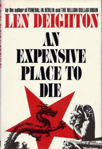 9780399102707: An Expensive Place to Die