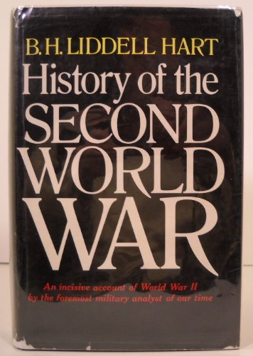 9780399104145: History of the Second World War
