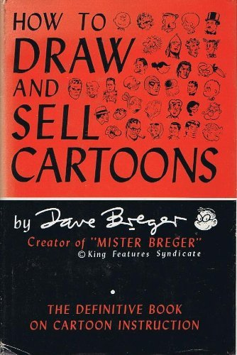 9780399104244: How to Draw and Sell Cartoons