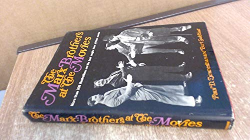 9780399105258: The Marx Brothers at the Movies