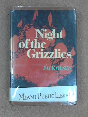 9780399105821: Night of the Grizzlies