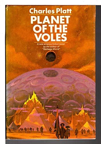 PLANET OF THE VOLES: Platt, Charles