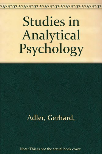 9780399107740: Studies in Analytical Psychology